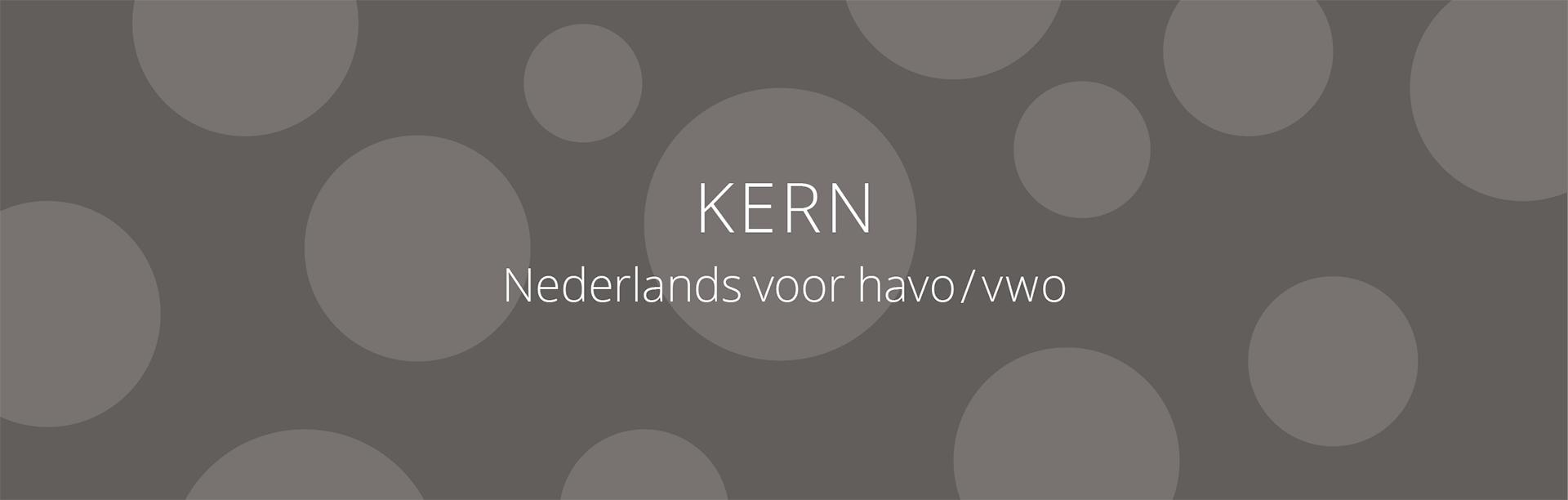 KERN Nederlands havo/vwo