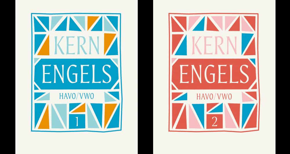 Lesmethode Engels voortgezet onderwijs | Bestel KERN Engels havo vwo