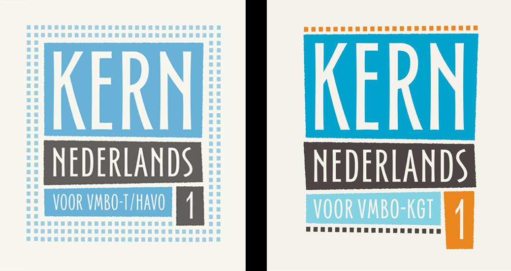 Lesmethode Nederlands vmbo-t/havo en kgt | Bekijk nu KERN Nederlands