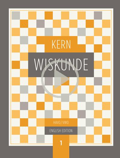 Inkijkexemplaar KERN Wiskunde HAVO+VWO English Edition